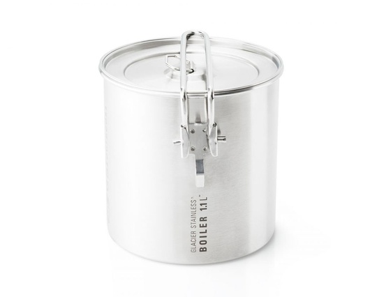 [Pot] - GSI (Stainless 1.1L Boiler)