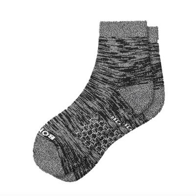 Men's - Bombas (Black Quarter Hiking) - [Socks]