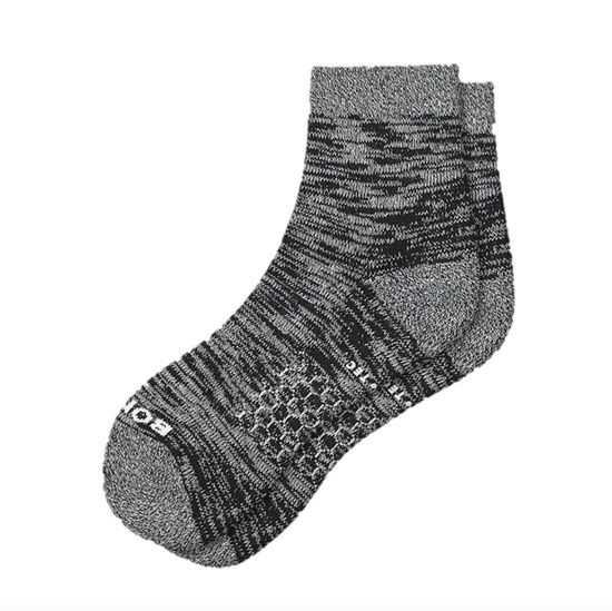 Men's - Bombas (Black Quarter Hiking) - [Socks]
