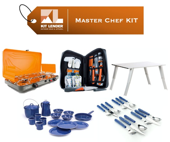 SPECIALTY KIT - [Master Chef]