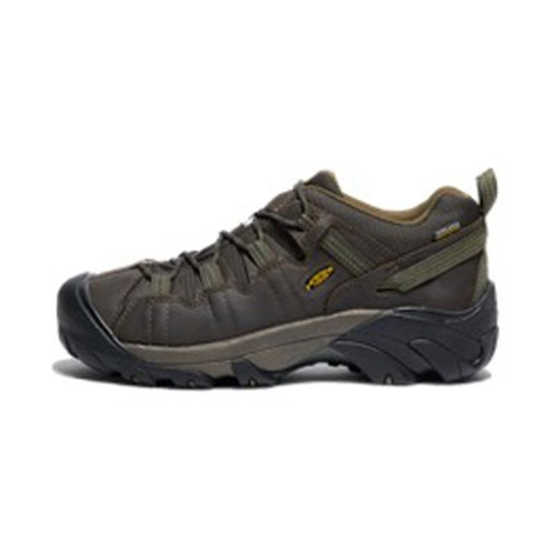 [Hiking Footwear] - Men's - Keen (Brown Targhee II)