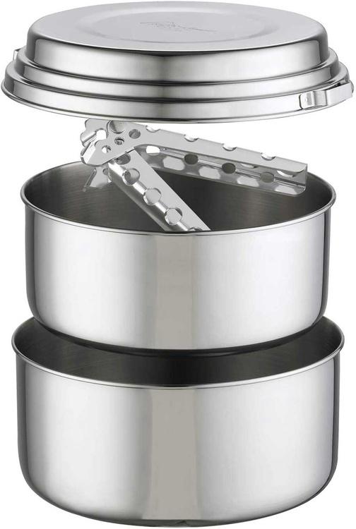 [Pot Set] - MSR (Stainless Alpine 2)