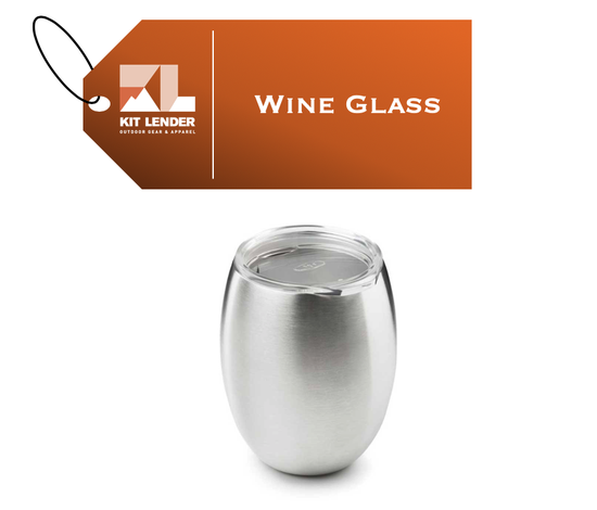 [Wine Glass] - GSI (Stainless Double Wall)