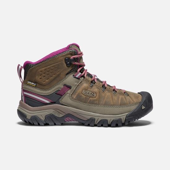 [Hiking Footwear] - Women's - Keen (Brown Targhee III)