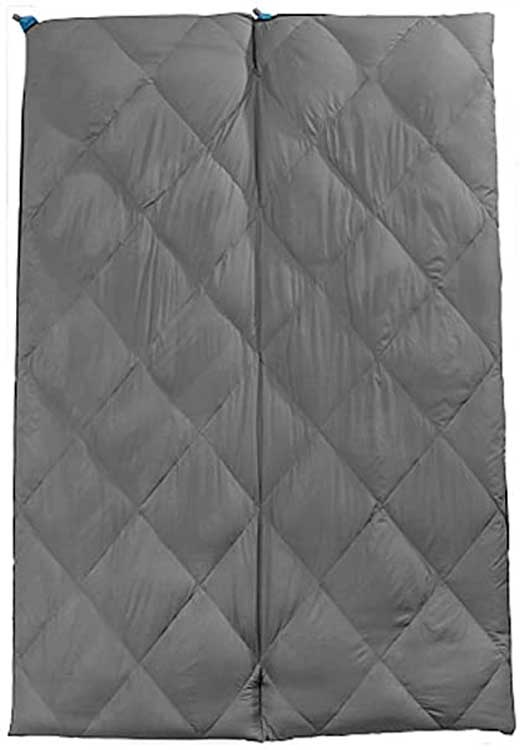 [Sleeping Pad Coupler] - Therm-A-Rest (Grey Down Coupler)