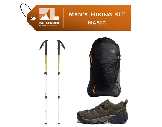 Men's - Hiking KIT - [BASIC]