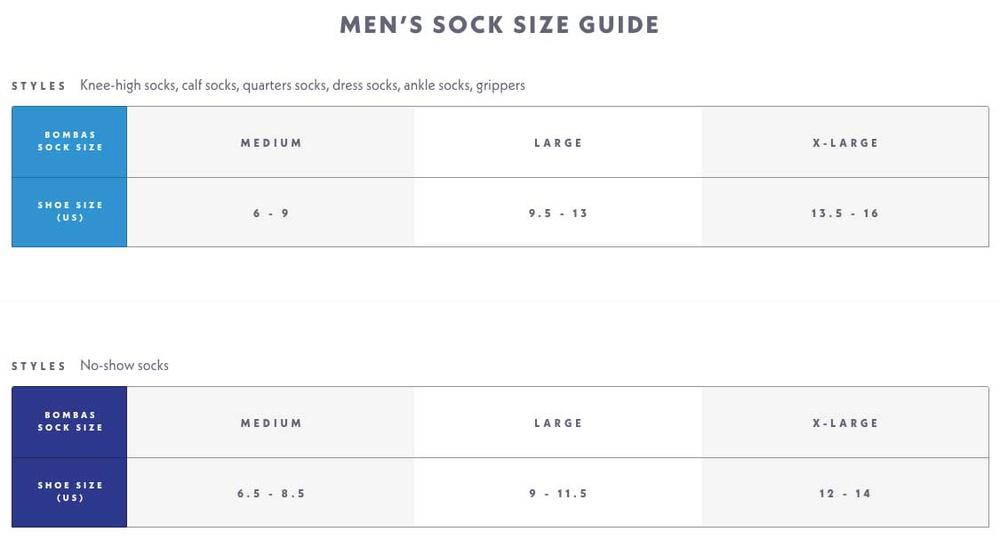 Men's Bombas Socks