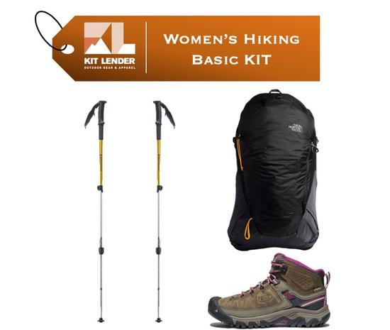 Women's - Hiking KIT - [BASIC]