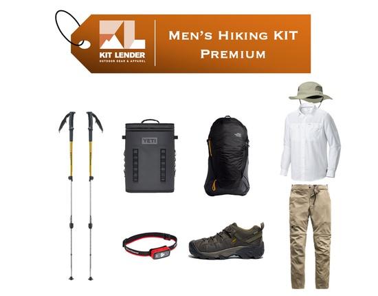 Men's - Hiking KIT - [PREMIUM]